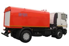Channel cleaning vehicles